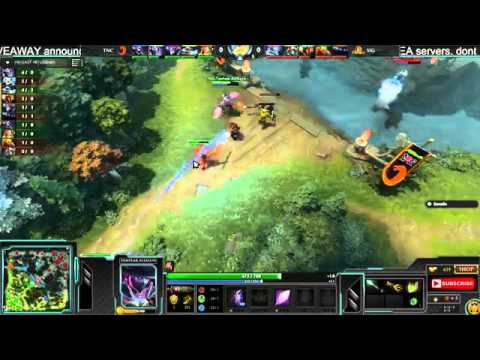 TnC vs Signature Trust, The Manila Major 2016, SEA Qualifiers, Group a game 2