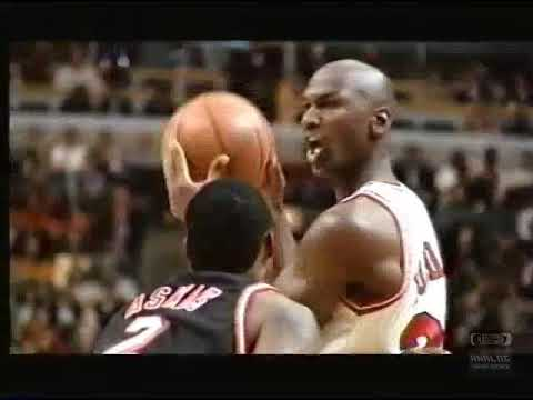 NBA | I Love This Game | Television Commercial | 1997