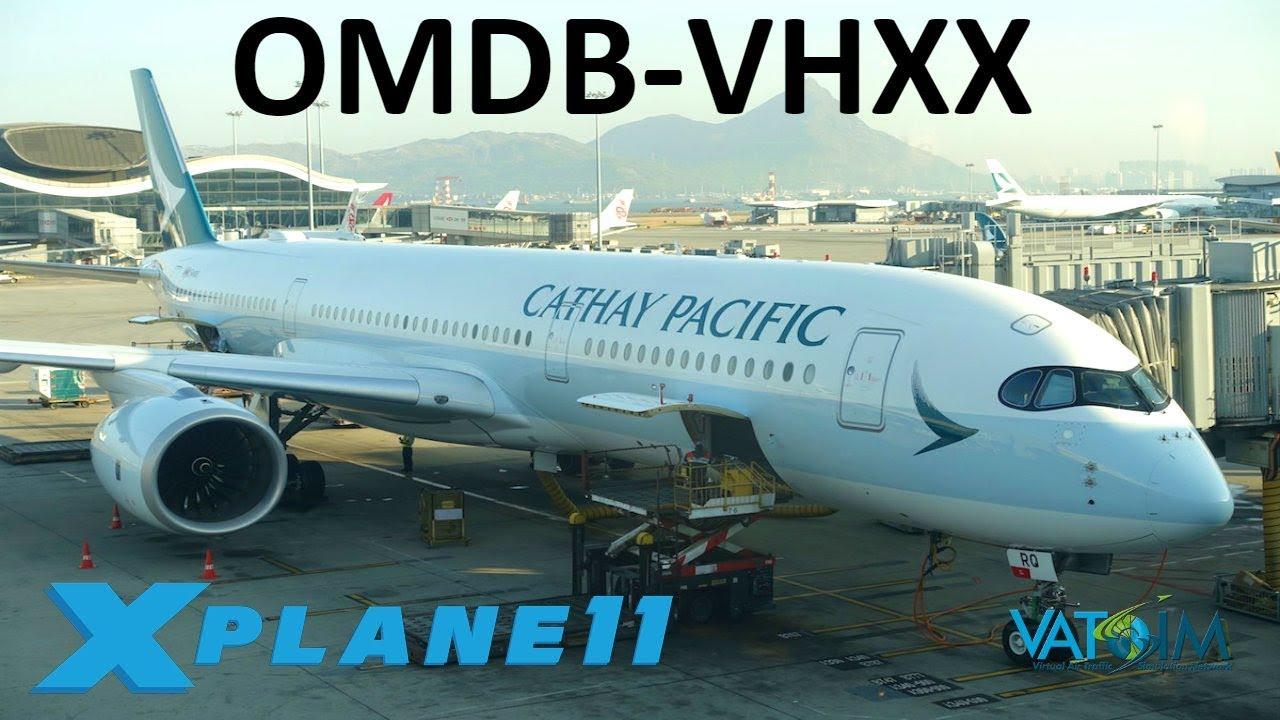 X-Plane 11 | 10k Sub Celebration!!! | Kai Tak Approach