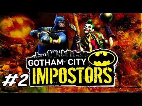 Gotham City Impostors Bölüm 2