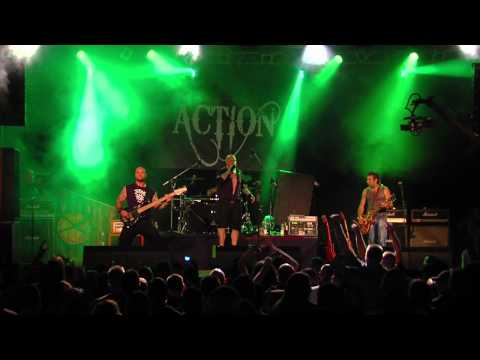 Action - Doom Doom (Újratöltve DVD)
