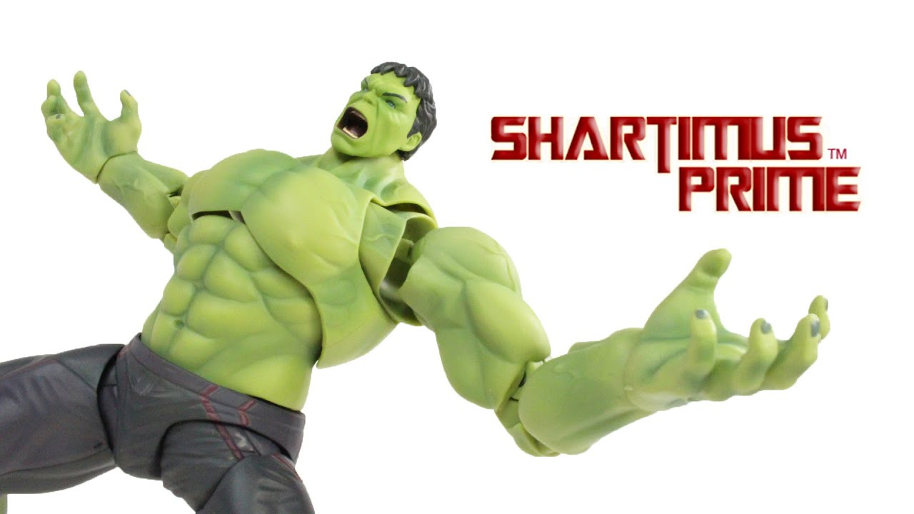 BANDAI TAMASHII S.H.Figuarts The Avengers Age of Ultron Hulk Action Figure