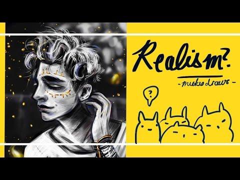 Is Realism Art? + Speedpaint