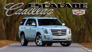 КАДИЛЛАК ЭСКАЛЕЙД (Cadillac Escalade) - Четыре Поколения ПРЕВОСХОДСТВА