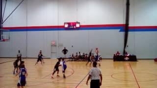 Louisville Legends 6th grade boys - Summer League 6/21/17 pt 1