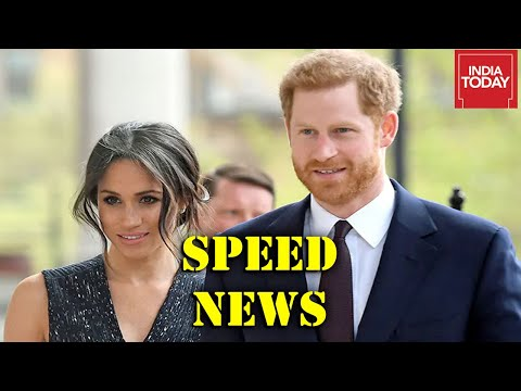 Speed News| Harry, Meghan Expecting 2nd Baby; Protests In Tokyo Over Myanmar Coup; V-Day Protests