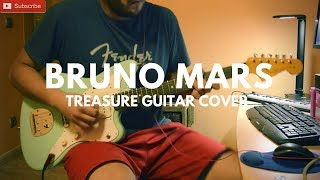 Baixar Treasure | Bruno Mars | Guitar Cover