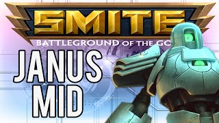 Smite: Janus Mid Gameplay | Conquest| Maximum Cooldown To Bring the Fools Down
