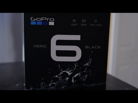 GoPro Hero 6 Unboxing