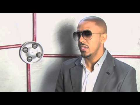 Luxe Magazine's Exclusive interview with  Marques Houston @ Dystopian Studios LAX