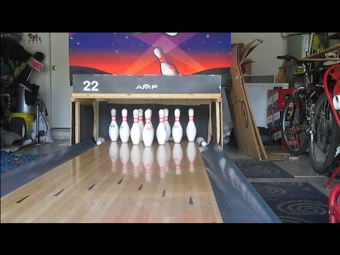 Homemade Bowling Lane Day time [*REUPLOAD*]