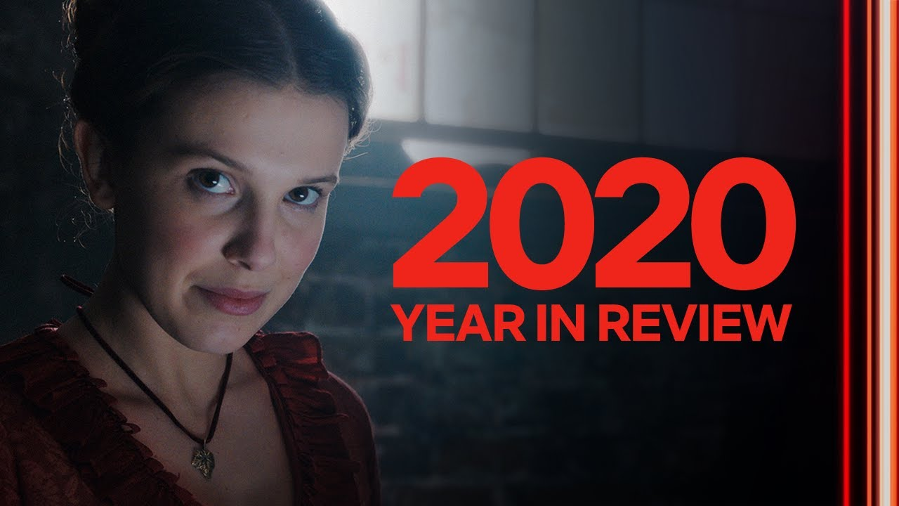 Netflix 2020 Year In Review