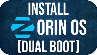 Install Zorin 12.3 core-64 Alongside(Dual Boot) on Windows