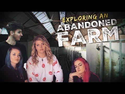 exploring-an-abandoned-dairy-farm-surrey|asbestos-everywhere!