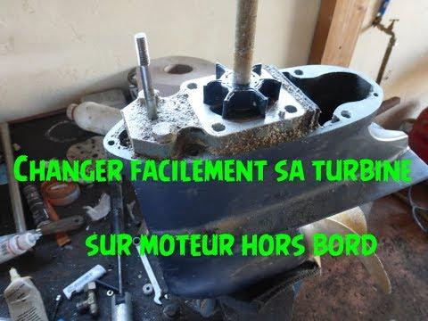 Tuto Changer Facilement Turbine Ou Pompe A Eau Sur Bateau Moteur 4 Temps Jusqu A 50cv 29 Youtube