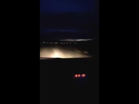 Gün batımı Ankara Gölbaşı