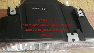 Ремонт автомобиля AUDI. Обзор оптики Depo. Car repair AUDI. Optics Depo review.