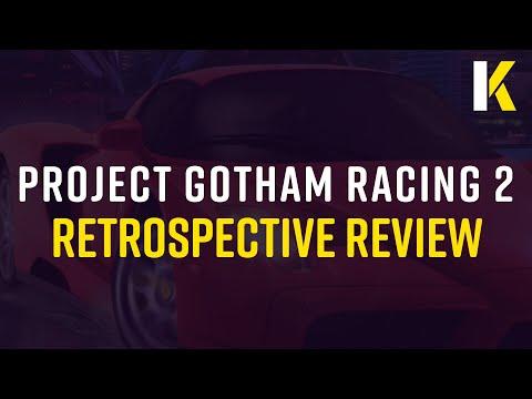 Project Gotham Racing 2: A Retrospective Review
