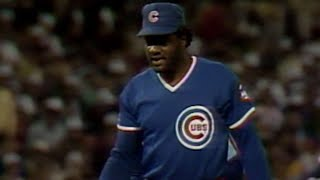 1987 ASG: Lee Smith throws three scoreless innings
