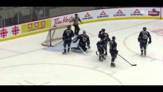 Samuel Girard Double OT Goal Game 4 vs Sherbrooke