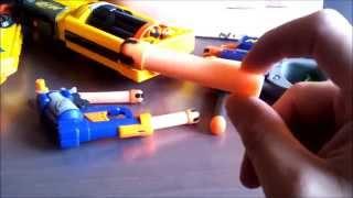 Pistolety NERF #2 | najlepsze zabawki dla dzieci i młodzieży | VLOG pl