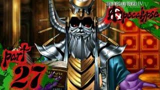 Shin Megami Tensei IV: Apocalypse - Part 27 - Lucifuge