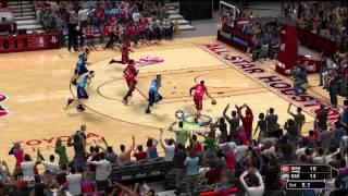 NBA 2K13 Allstar Game