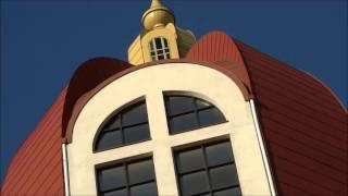 Достопримечательности Тернополя: Церковь святого апостола Петра(Открыта 12 июля 2005 года. На Рождество в храме устанавливают самый большой вертеп в Украине., 2015-12-21T05:42:58.000Z)