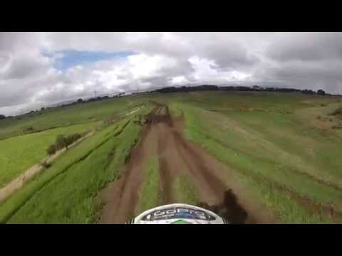 Sand Country Run NZ Trail Ride KX250F