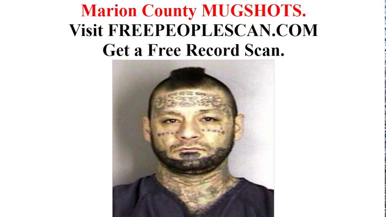 Marion County Mugshots - YouTube