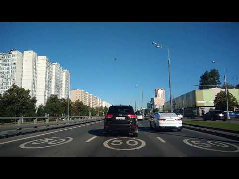 . Москва-Некрасовка-Рязанский-Бульварное. 10 июля 2019 г.
