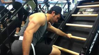 Jacobs Ladder Demo