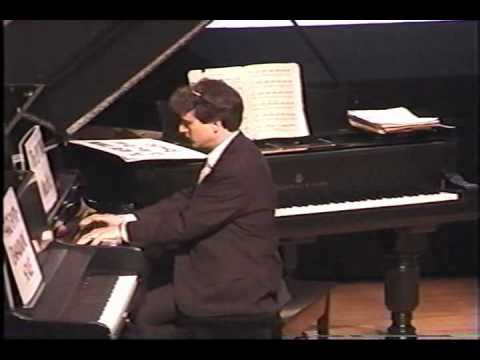 Piano Tuner Shows Classical Repertoire Performed in Historical Tunings