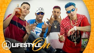 Mc Fioti Arrocha Funk feat. MC Ju Bronx, MC Fazano e MC Vagninho Lifestyle ON.mp3