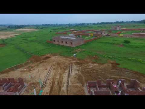 Helicopter view of 99Koylanchal City (Fastest Growing and Developing  City of Dhanbad)