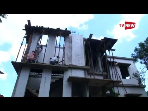 Matrix - Gypsum Panel House Construction ( GFRG) - FRBL - Kochi | Tv New