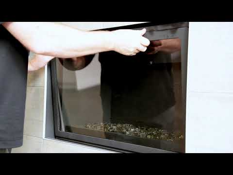 How to Clean Your Fireplace Glass | Foxridge Homes BC