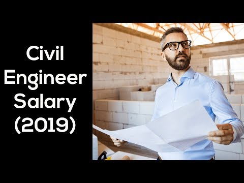 Civil Engineer Salary (2019) - Top 5 Places