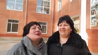 """""""С праздником весны - всех женщин!"""", -жительницы Корабельного (видео """"Корабелов.Инфо"""")"""