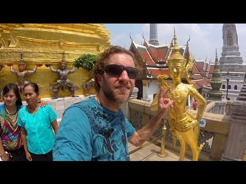 Bangkok, Thailand: Tour of the Incredible Grand Palace & Wat Phra Kaew