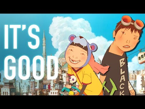 Why Tekkonkinkreet Is An Amazing Movie