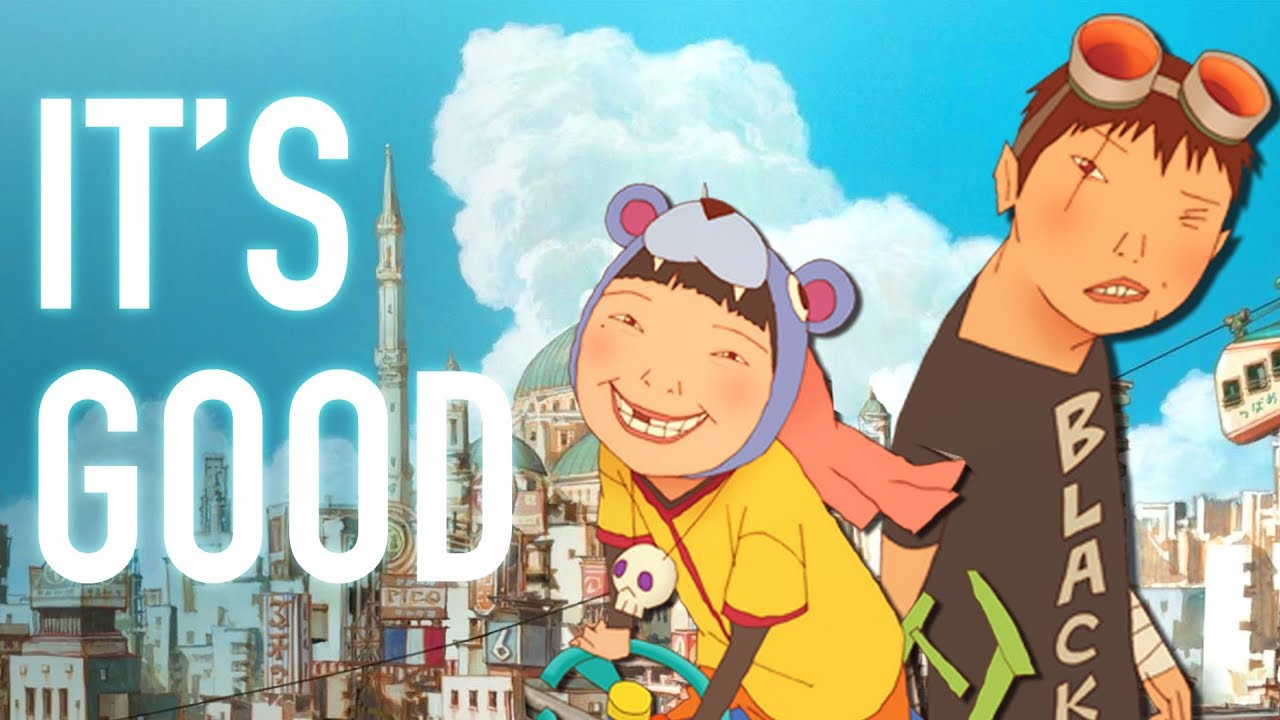 tekkonkinkreet  Why Tekkonkinkreet is an Amazing Movie - YouTube