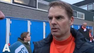 Frank de Boer: 'Als de KNVB het wist, wist Nouri het ook'