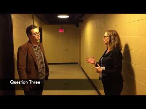 Adam Selzer on Anderson's Bookshop Presents Three Questions