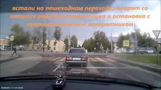 ездюки на улицах г Ковров