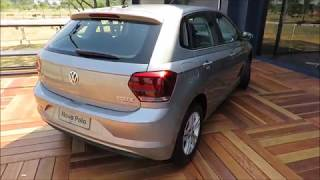 lan amento volkswagen 2018. Volkswagen Polo 2018 Comfortline 200 TSI Automtico Preo Detalhes Wwwcar Lan Amento