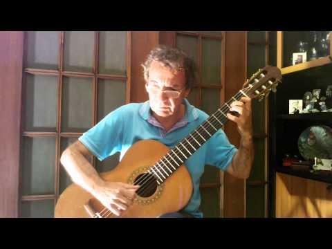 Liebesleid - Love's Sorrow by F. Kreisler (Classical Guitar Arrangement by Giuseppe Torrisi)