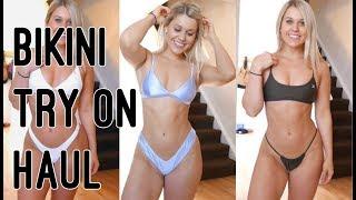 Bikini Try On Haul | Boutinela & Zaful