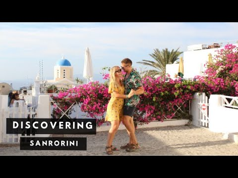 Discover Santorini | Ancient Cities and Incredible Cliff Views | highlands2hammocks travel vlog