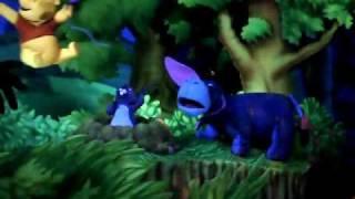 Disneyland Ride Remix!(Song-Bulletproof by La Roux:full!)